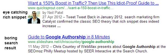 google authorship Google Search1