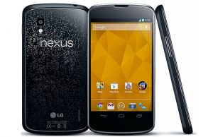 Google Nexus 4 Revealed