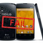 Google Can't Handle UK Nexus 4 Sales And Delays Shipping 3 Weeks