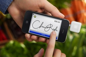 square reader signature mobile payment