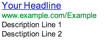 Google AdWords Ad Copy Guidelines