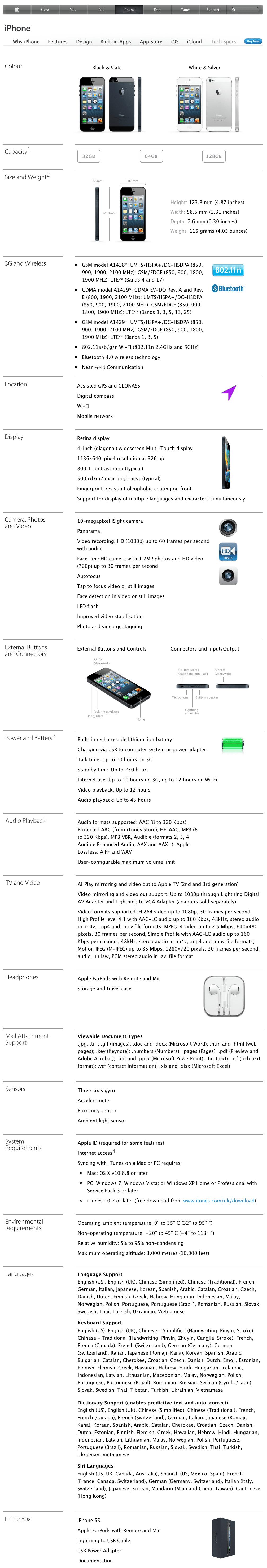 iPhone5s screenshot