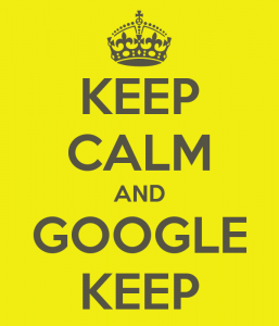 keep-calm-and-google-keep