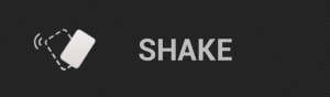 shake to disable
