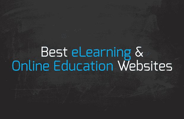 Best Online Education & E-Learning Websites