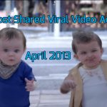 Most Shared Viral Video Ads Of The Month – April 2013