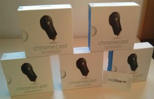 Chromecast Review & Giveaway
