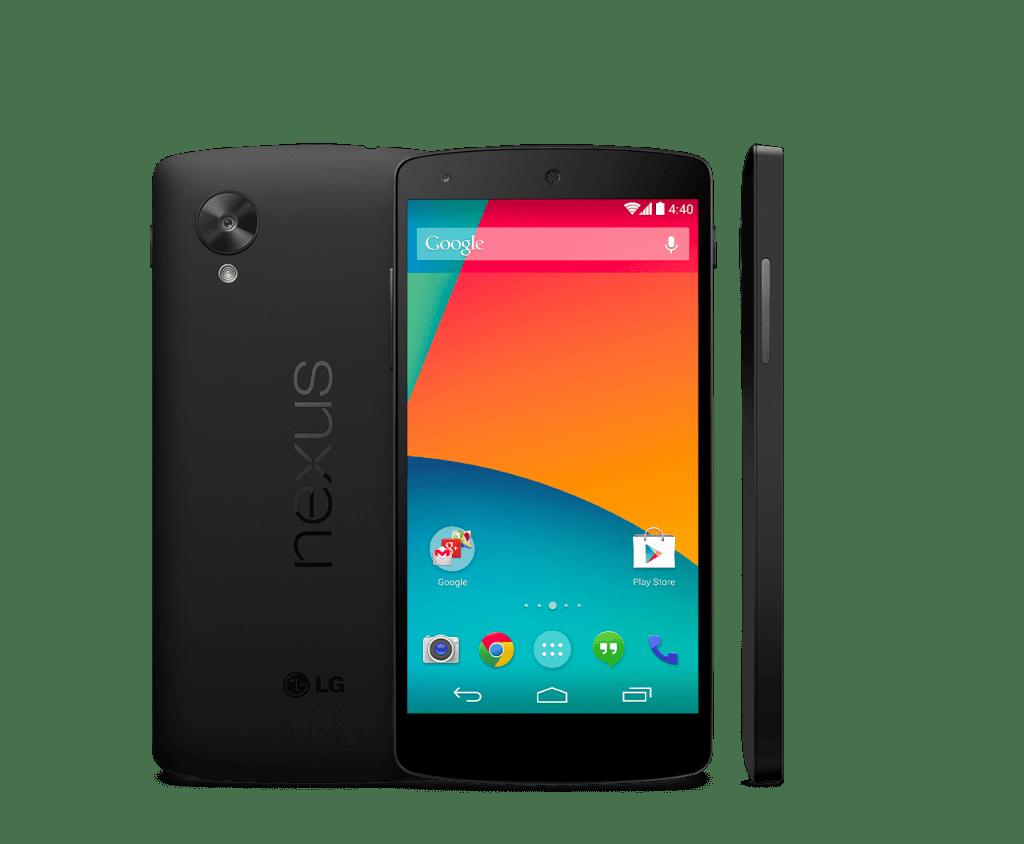 nexus 5 release google event