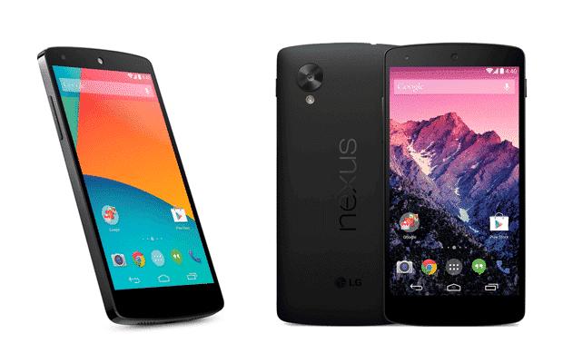 Google Finally Releases Nexus 5 And KitKat