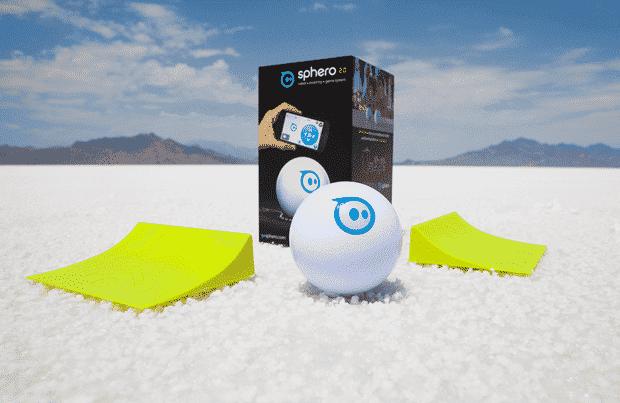 Sphero 2.0 and Ramps