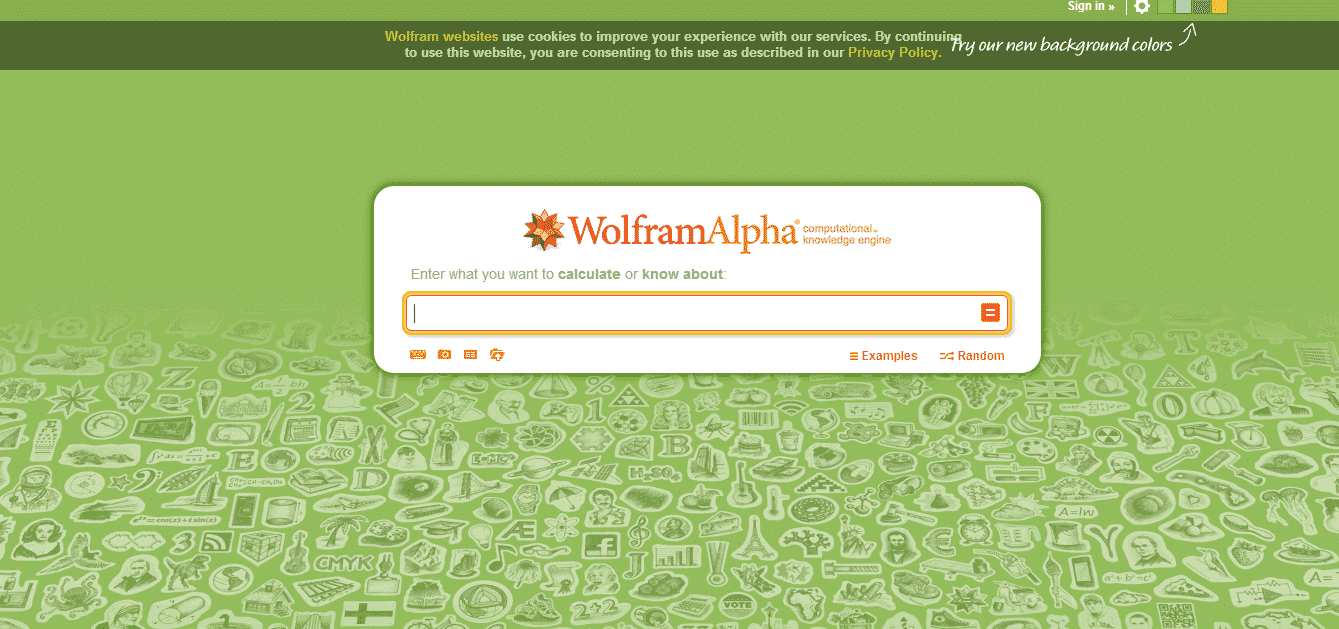wolfamalpha