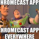 More Chromecast Apps! Google Play Services 4.2 SDK Is Now Available