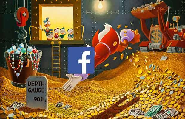 Facebook treats businesses like a drug dealer treats addicts