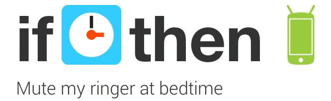 ifttt-android-mute-ringer-bedtime