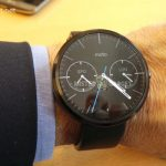New Moto 360 leaks: IP67 rating, 2.5 days battery life & more
