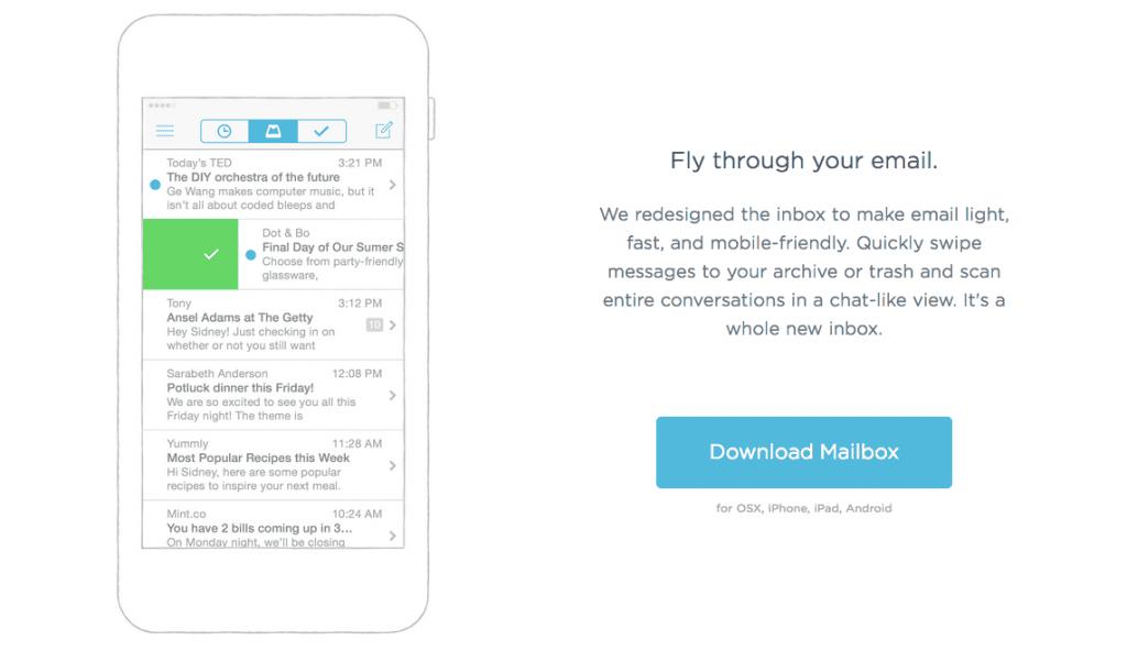 Mailbox-screenshot