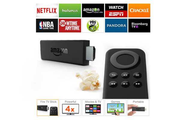 Amazon announces the $39 Fire TV Stick, takes on Chromecast