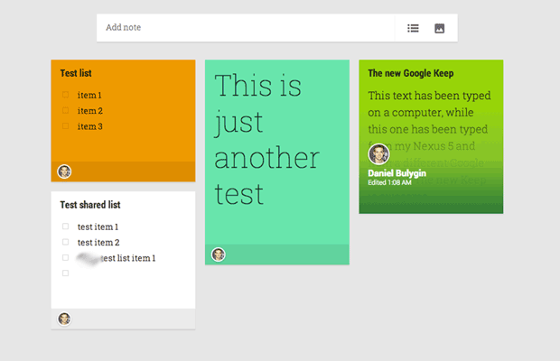 How to share notes and collaborate with Google Keep