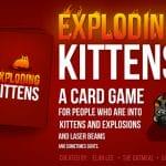 Exploding Kittens is the next Kickstarter hit
