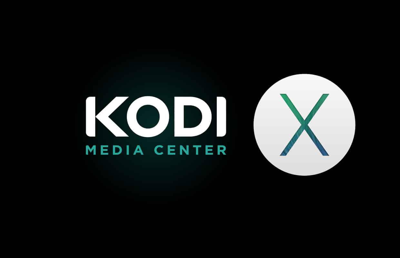 How to install Kodi / XBMC on a Mac