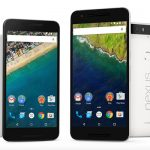European release dates of the Google Nexus 6P & 5X