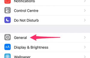 restrict background data iphone