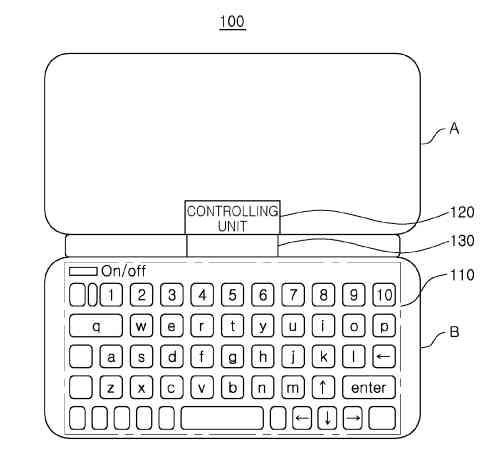 Patent No. 20150293623