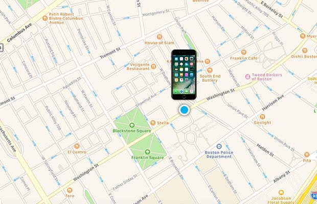 How To Use Find My Iphone To Find Another Iphone
