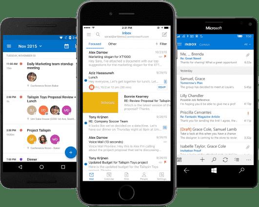 Outlook App