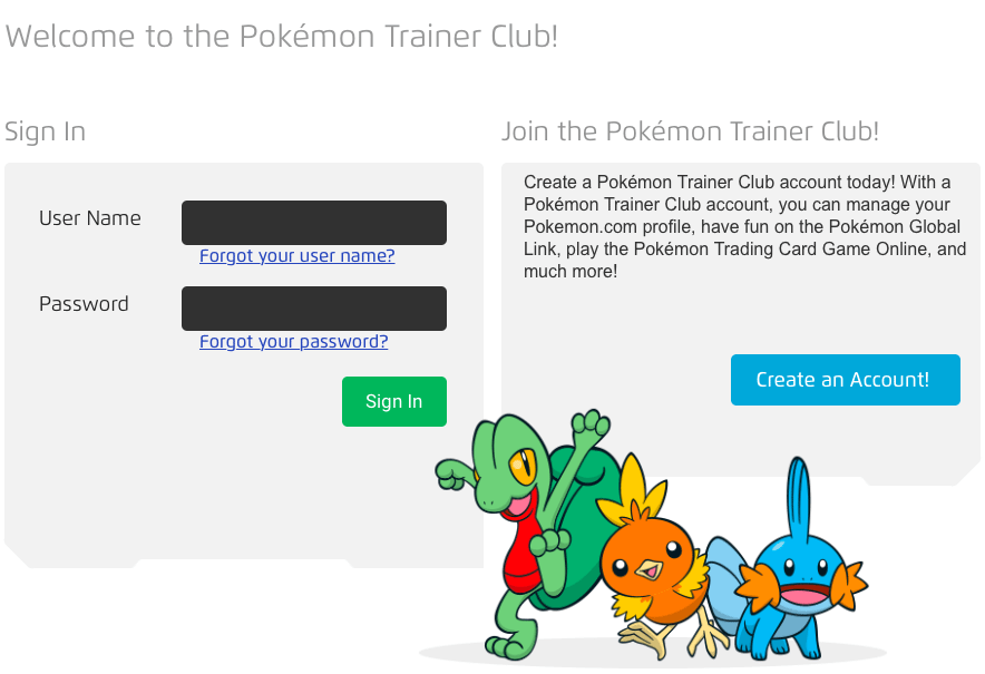 Pokémon Go Trainers Club