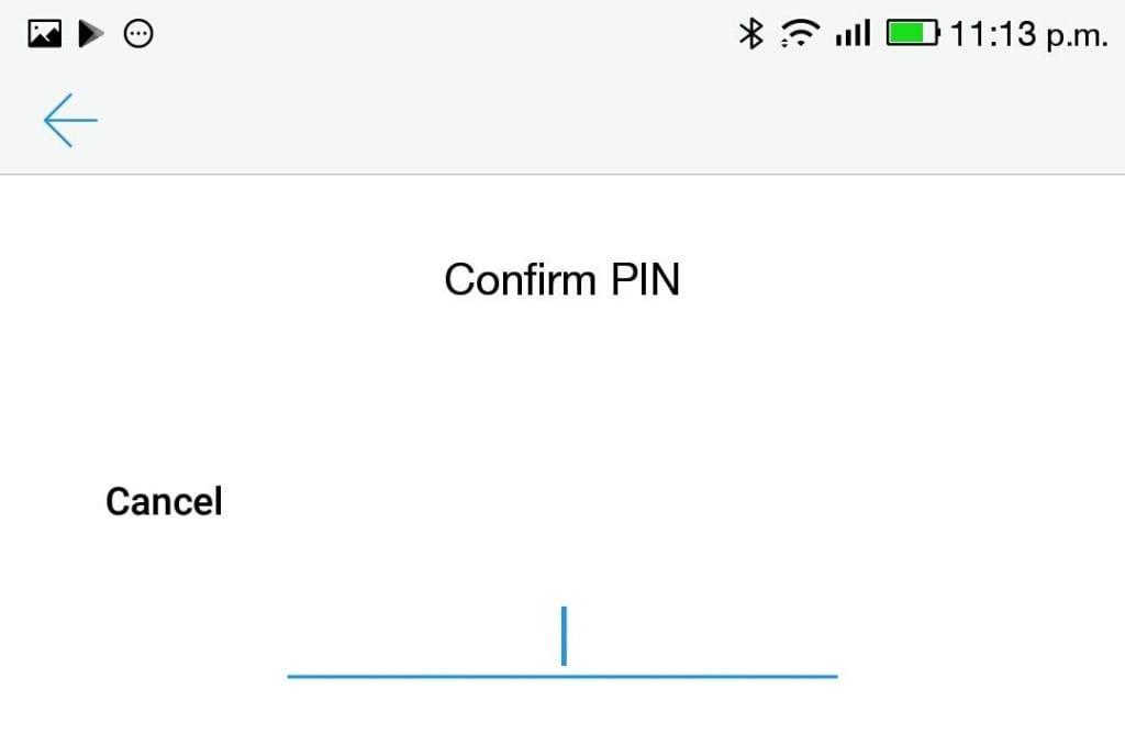 Adding second Google account