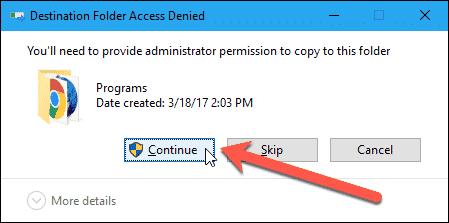 23 permission to copy