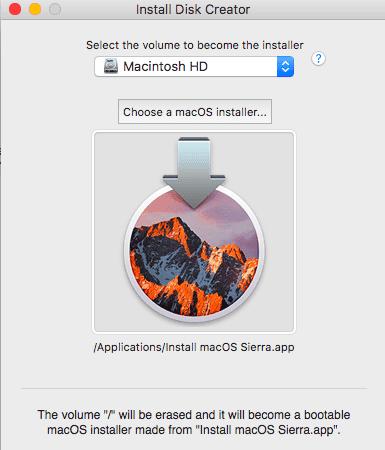 disk creator