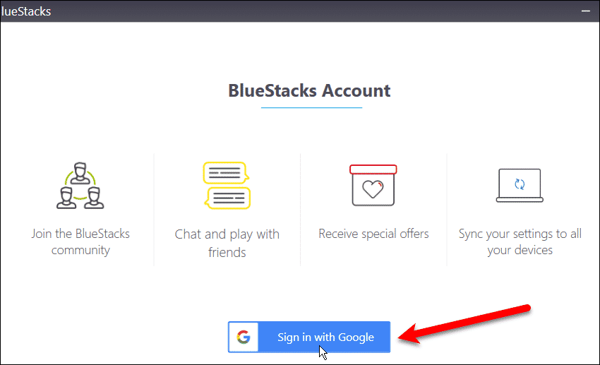 How To Run Android Using BlueStacks On a Windows PC