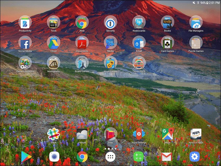 Google wallpaper set