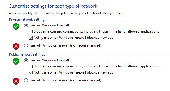 windows firewall2