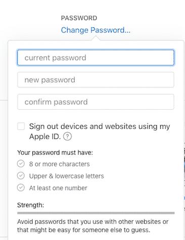 changepwapple