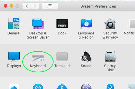 sysprefs keyboard