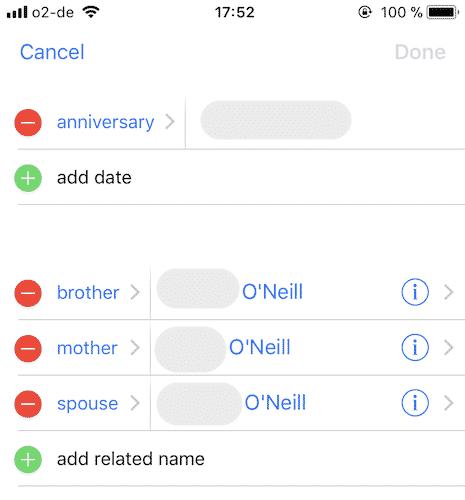 Cómo enseñarle a Siri quiénes son sus familiares y amigos 2
