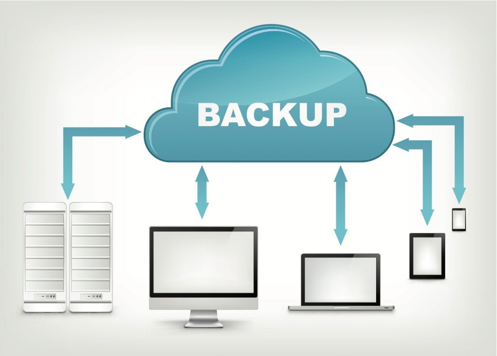 How to backup you iphone and mac with on iCloud