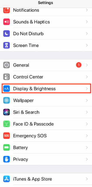 Battery drains on iOS 14