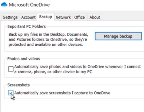 Take A Screenshot On Windows 10
