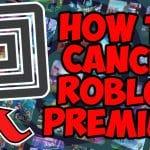How to Cancel Roblox Premium