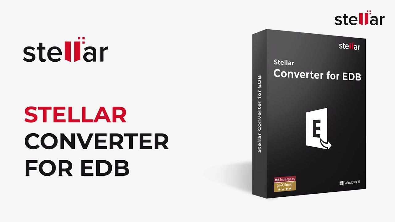 About Stellar Converter for EDB