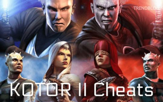 PC and Mac Cheats for Star Wars KOTOR and KOTOR 2 || Cheat Codes || Guide